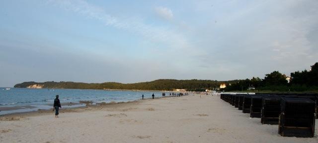 Binz beach