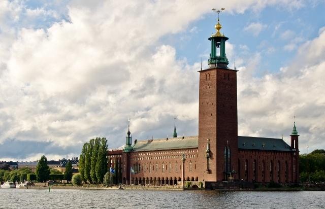 Stadshuset, Stockholm, Sweden