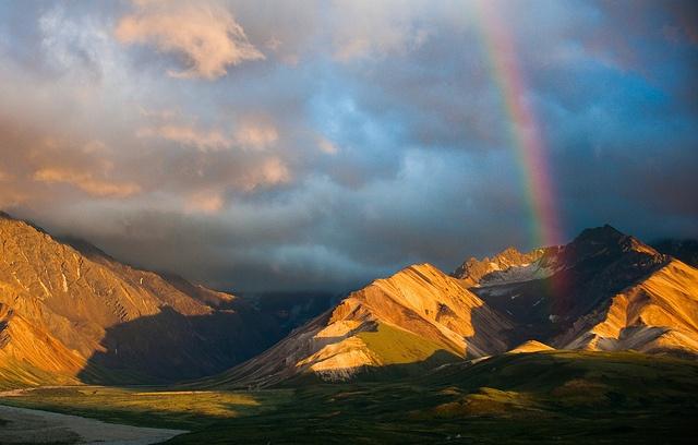 Denali National Park and Preserve. (c) Kent Miller/NPS