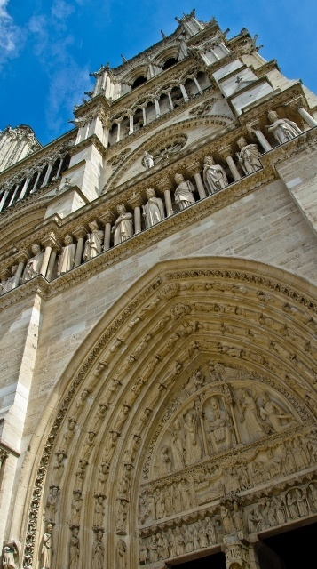Notre Dame Paris France Grown Up Travel Guide Daily Photo
