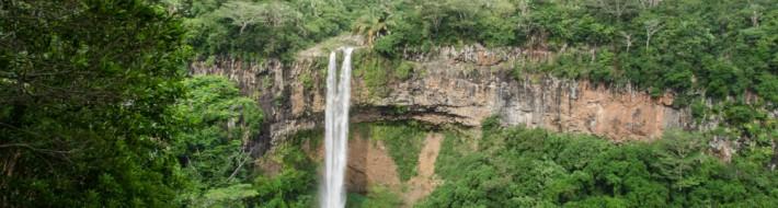 Waterfalls, Mauritius