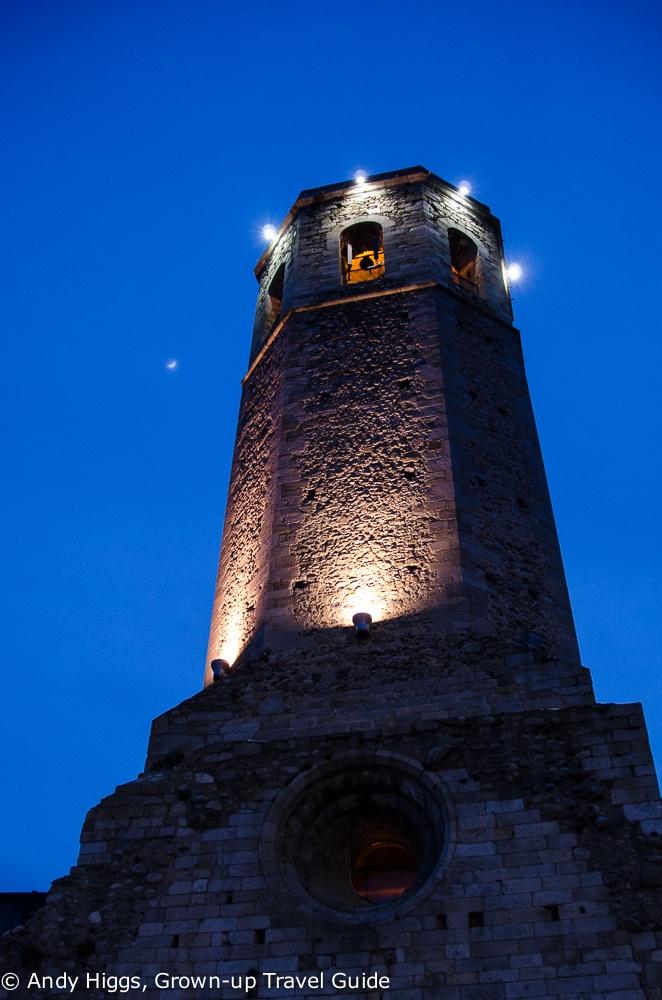 Puigcerda tower