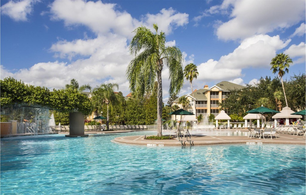 Hotel Sheraton Vistana Resort Villas Lake Buena Vista Orlando
