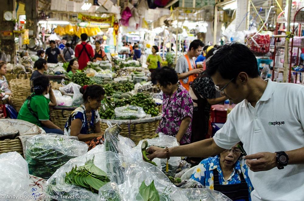Natt at market