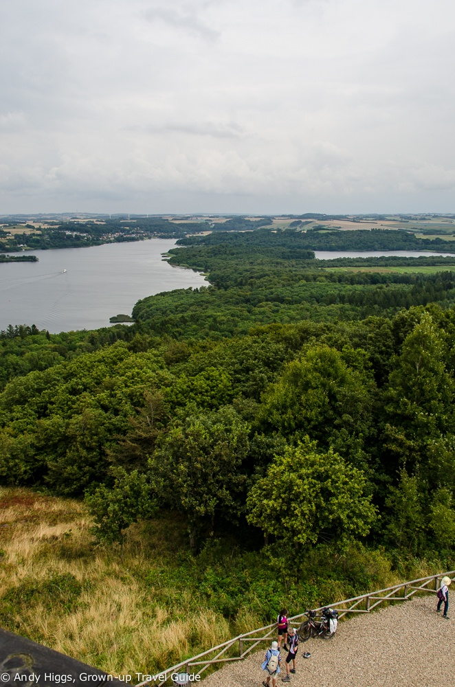 Himmelbjerget view