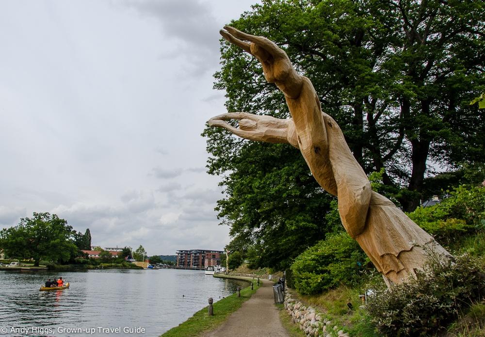 Silkeborg sculpture 2