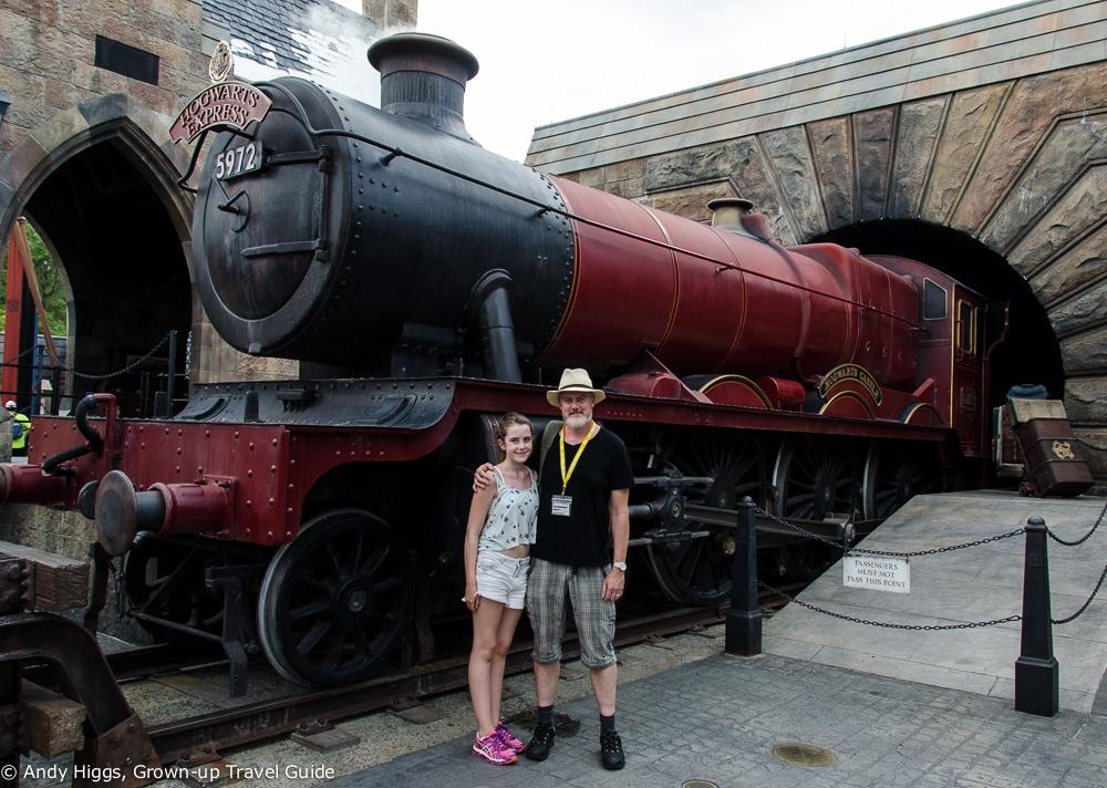 Us by Hogwarts Express