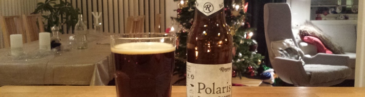 Grown-up Travel Guide Beer Diary Day 1: Polaris Baltic Porter from Ringnes, Norway