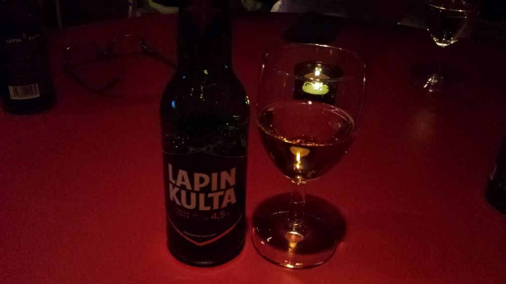 Grown-up Travel Guide Beer Diary Day 16: Lapin Kulta bottled lager, Finland