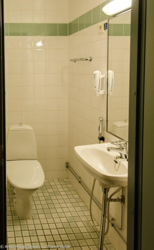 Radisson Blu Seaside Helsinki - Toilet