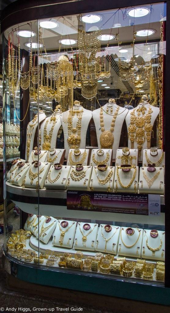 Gold souk store