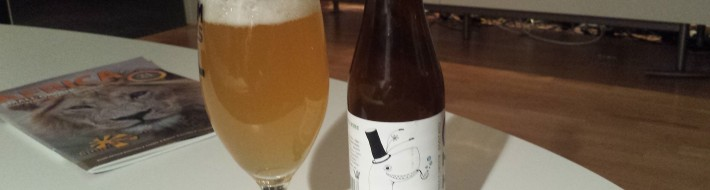 Grown-up Travel Guide Beer Diary Day 67: Great White Hype IPA from Curious Audacious Products Brewery, Stockholm, Sweden