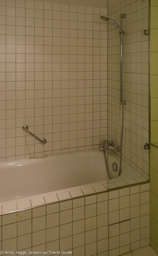 Bathroom - bath shower