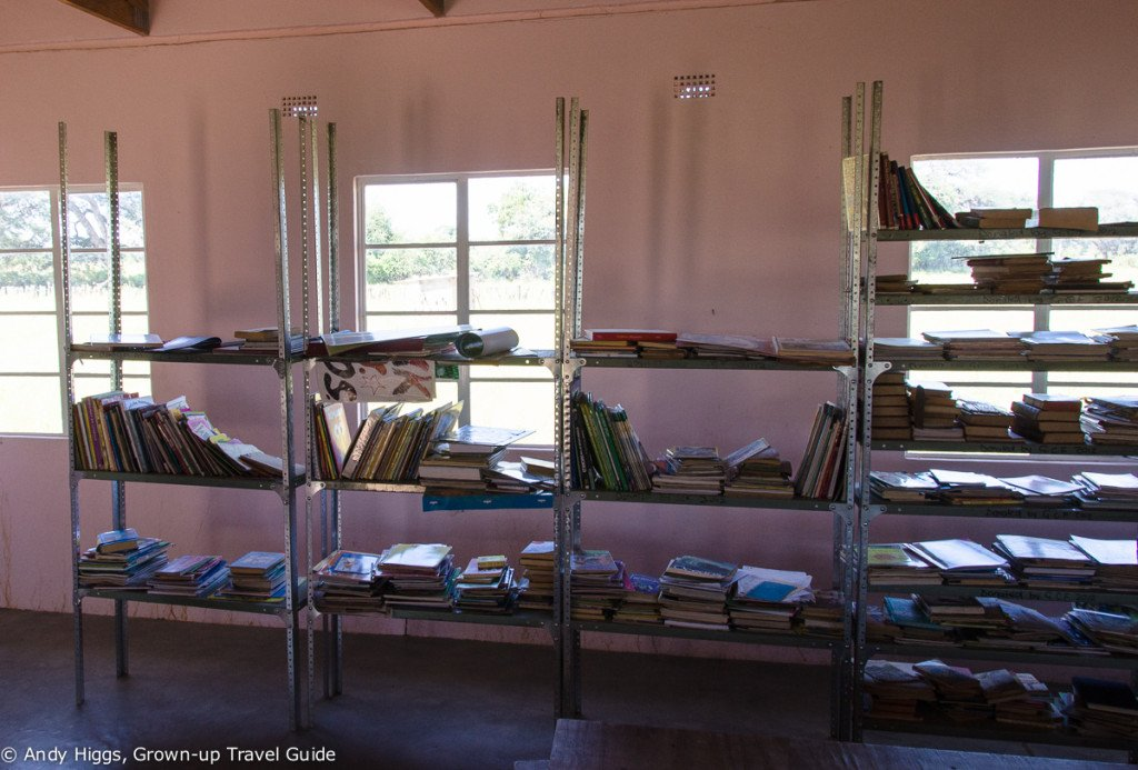 Ngamo primary library