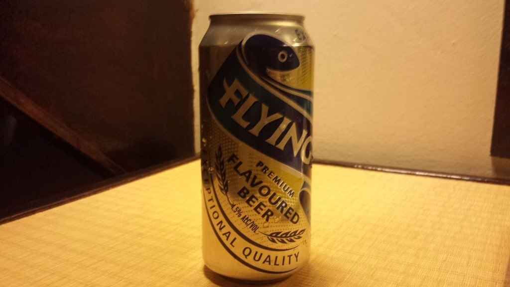 Grown-up Travel Guide Beer Diary Day 112: Flying Fish from SAB Ltd of Sandton, South Africa