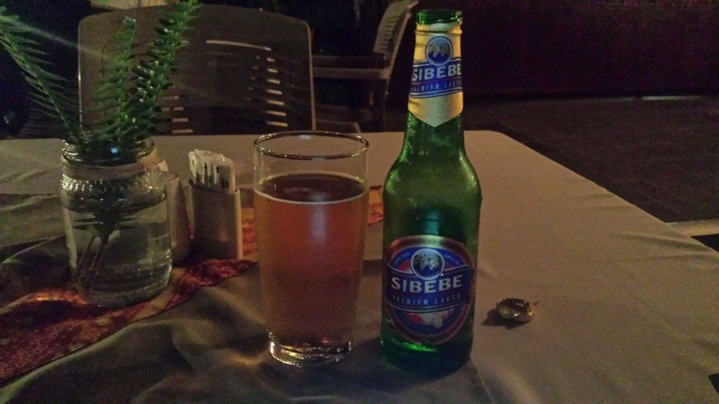 Grown-up Travel Guide Beer Diary Day 113: Sibebe from Swaziland Beverages Ltd of Matsapha, Swaziland