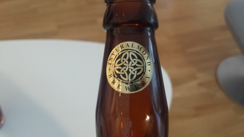 Grown-up Travel Guide Beer Diary - Day 155: Lia Fail from Inveralmond Brewery of Perth, Scotland