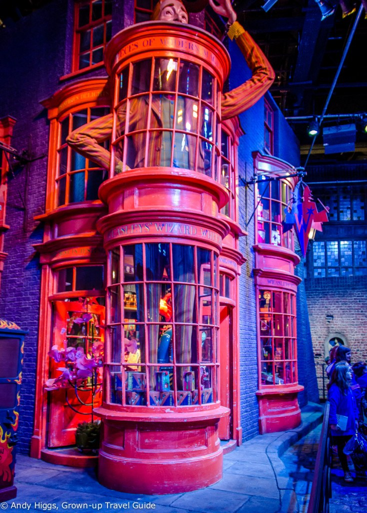 Wizardry shop