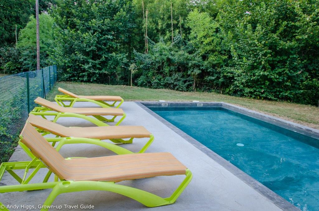 La Rectoria pool