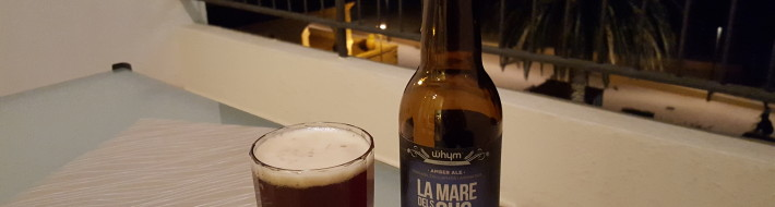 Grown-up Travel Guide Beer Diary - Day 252: La Mare dels Ous from Whym of Girona, Catalonia, Spain