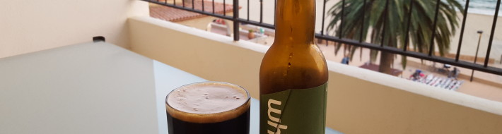 Grown-up Travel Guide Beer Diary - Day 254: El Marxo from Whym of Girona, Catalonia, Spain