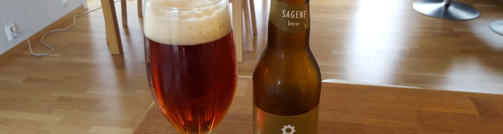 Grown-up Travel Guide Beer Diary - Day 259: Sagene Bayer from Sagene Bryggeri of Oslo, Norway