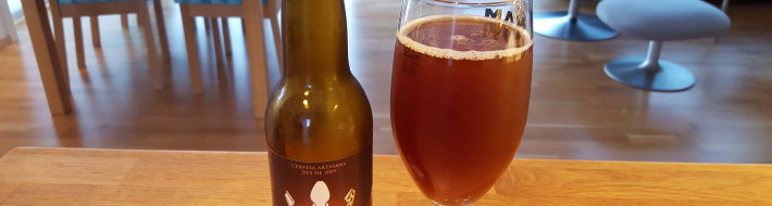 Grown-up Travel Guide Beer Diary - Day 260: Tramuntana from Cerveses Popaire of Blanes, Catalonia, Spain
