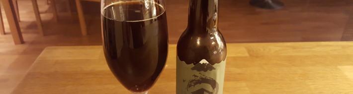 Grown-up Travel Guide Beer Diary - Day 271: Mørk Skog from Austmann Bryggeri of Trondheim, Norway
