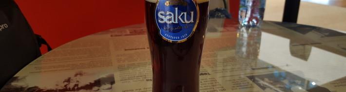 Grown-up Travel Guide Beer Diary - Day 302: Saku Legend from Saku Olletehas of Saku, Estonia