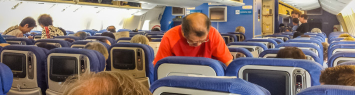 Plane interior 1