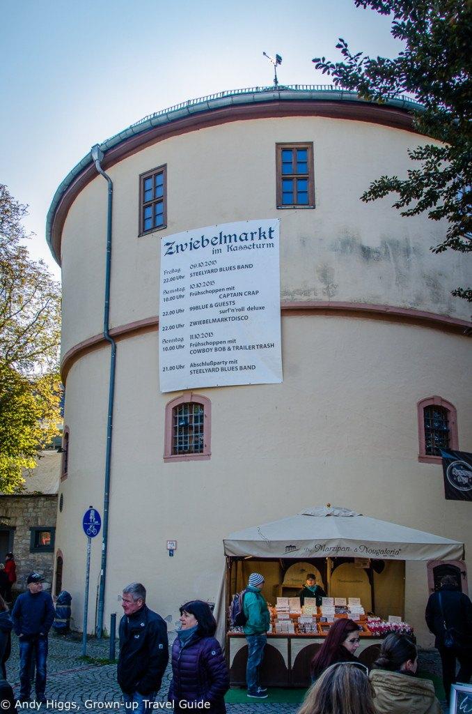 Zwiebelmarkt programme