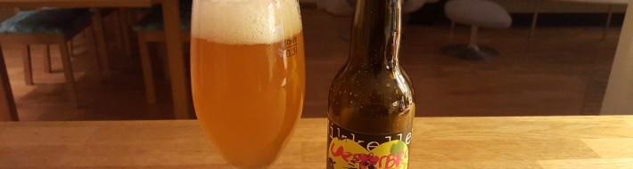 Grown-up Travel Guide Beer Diary - Day 322: Vesterbro Wit from Mikkeller of Copenhagen, Denmark