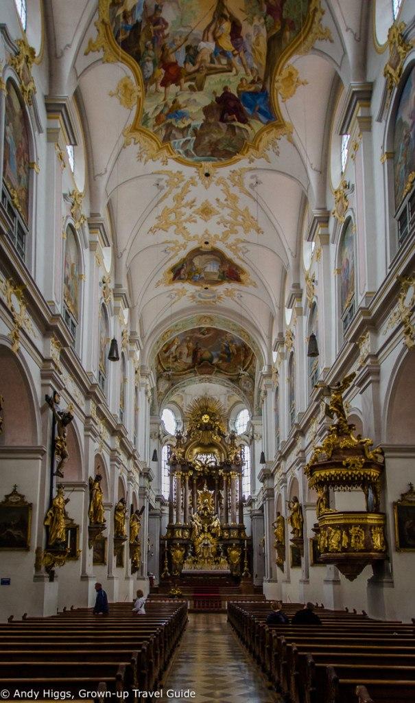 Munich city tour 2