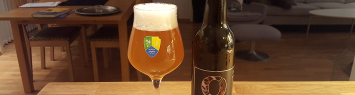 Grown-up Travel Guide Beer Diary - Number 376: Tiger Tripel from Nøgne Ø of Grimstad, Norway