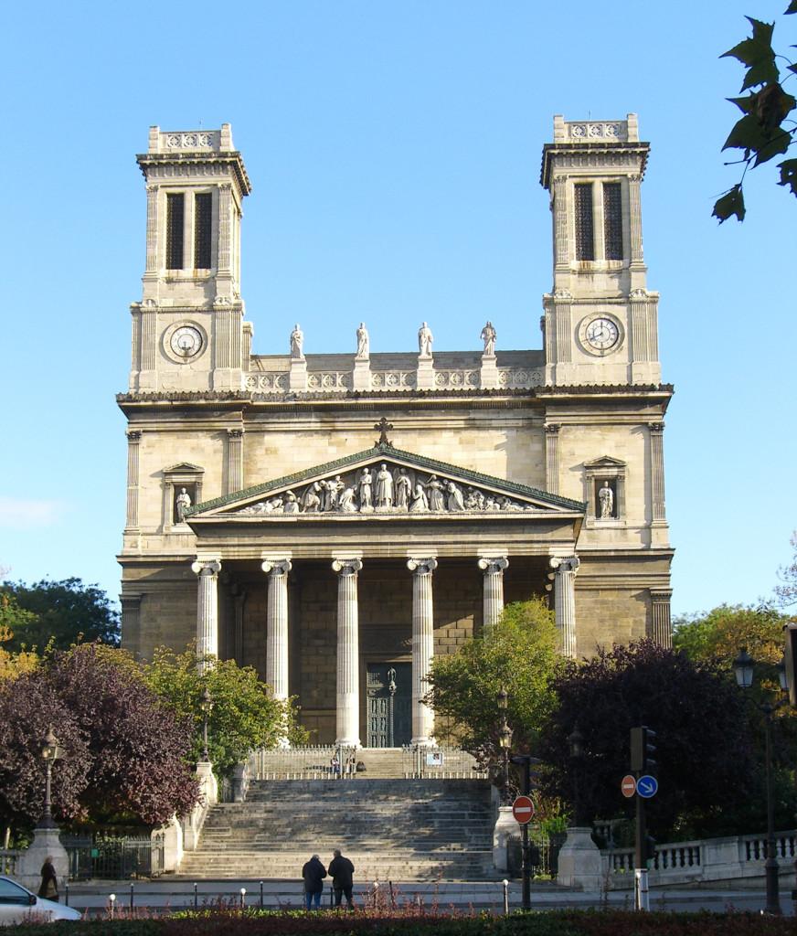 Saint-Vincent-de-Paul-Paris