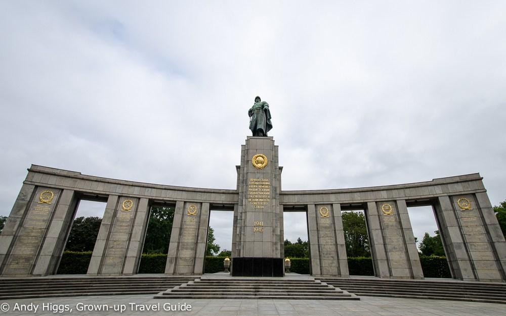 Russian War Memorial Berlin