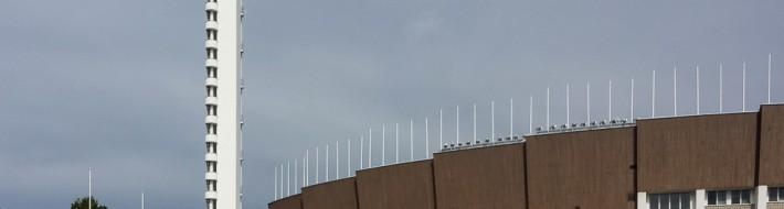 Olympic Stadium, Helsinki, Finland