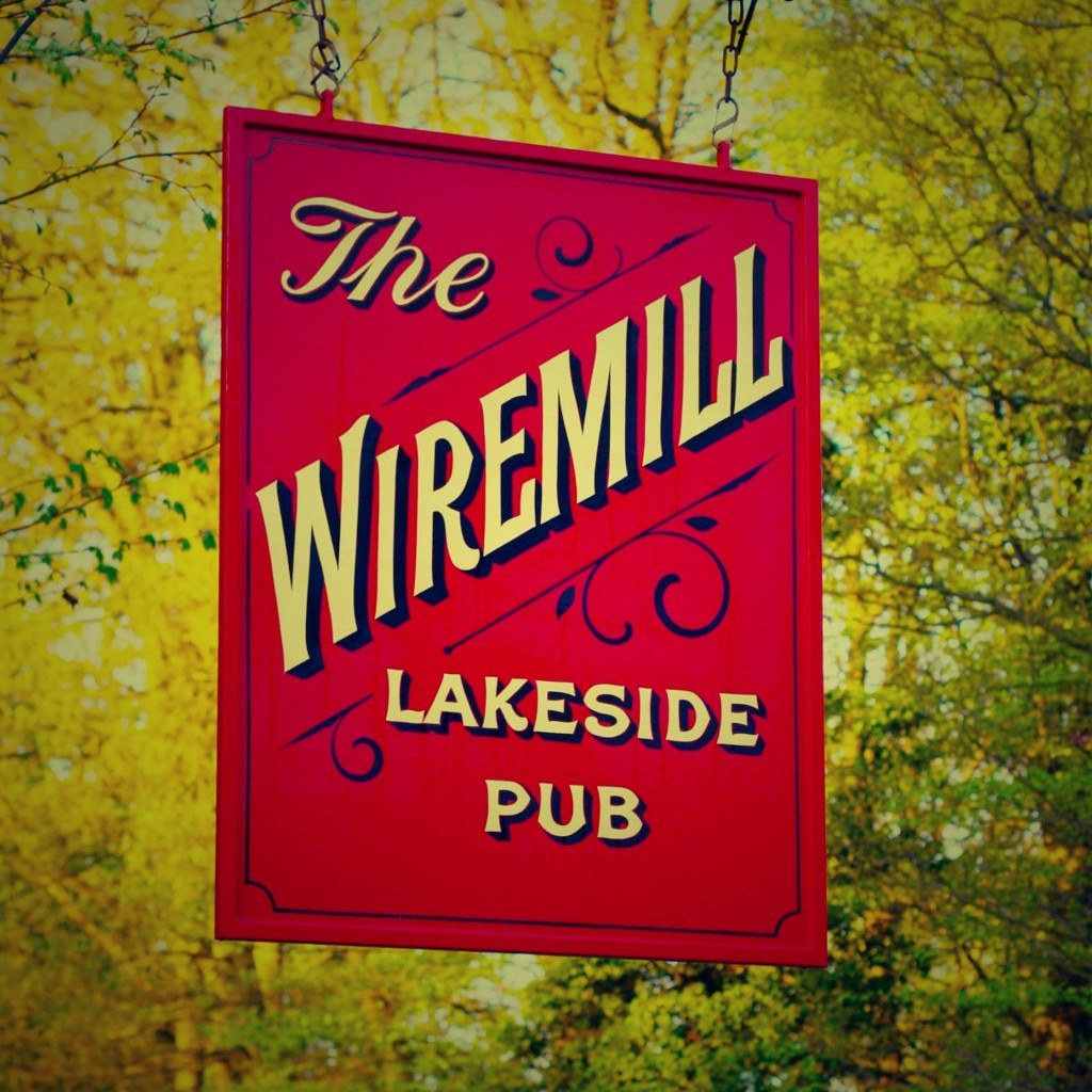Wiremill sign
