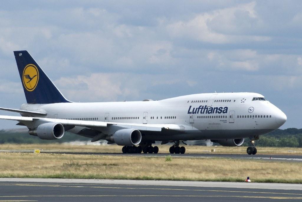 LH-Flugzeuge