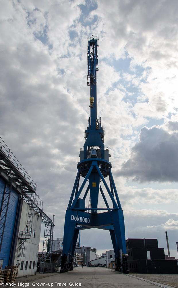 Aarhus crane