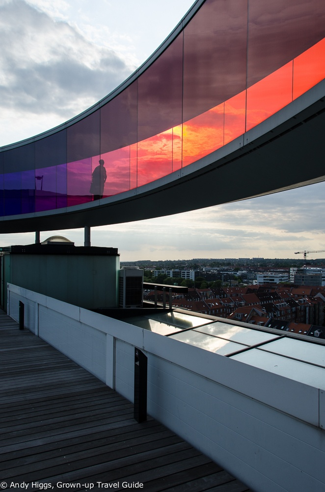 Aros roof