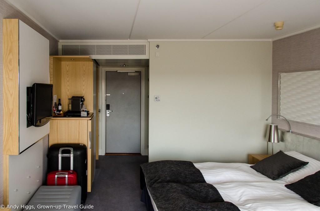 Radisson Aarhus room