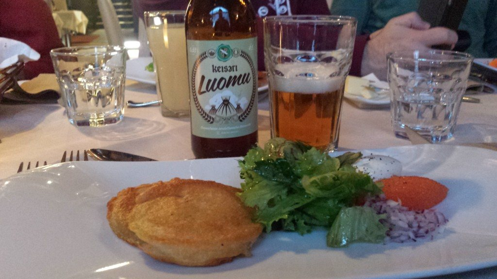 Grown-up Travel Guide Beer Diary Day 17: Keisari Luomu from Nokian Panimo, Finland