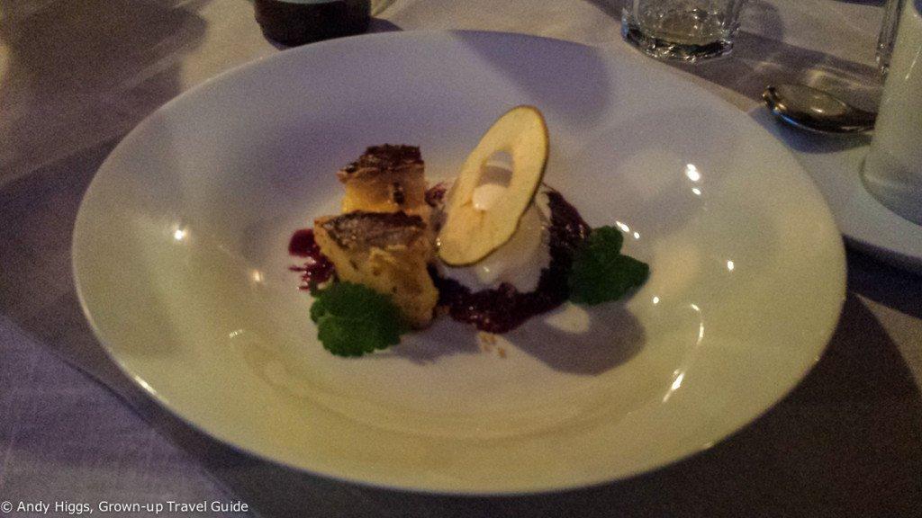 Bistro Vilee dessert
