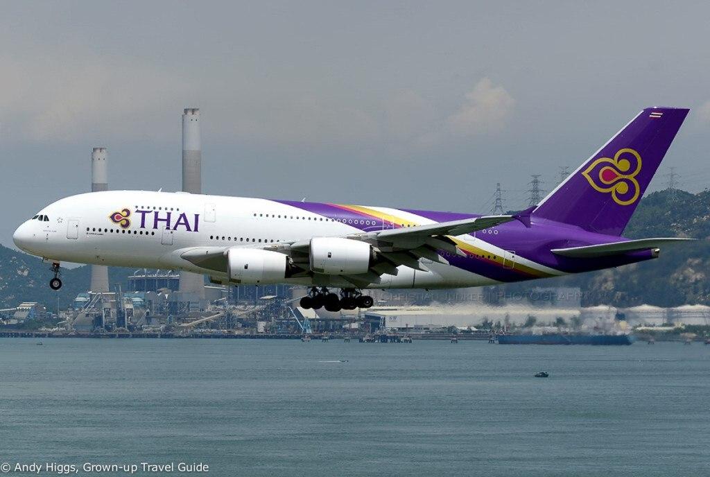 Thai A380 CC pic