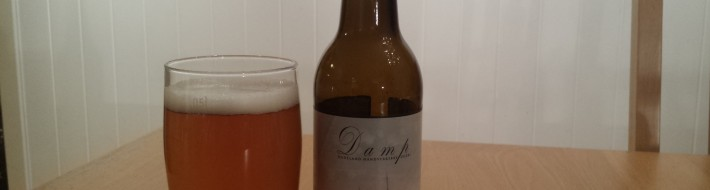 Grown-up Travel Guide Beer Diary Day 85: Damp from Hadeland Håndverksbryggeri, Gran, Norway