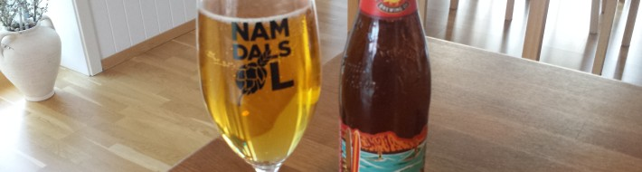 Grown-up Travel Guide Beer Diary - Day 122: Longboard Island Lager from Kona Brewing Co. Of Hawaii, USA