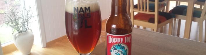 Grown-up Travel Guide Beer Diary - Day 142: Hoppy Joe American Red Ale from Lervig Aktiebryggeri, Stavanger, Norway