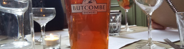 Grown-up Travel Guide Beer Diary - Day 150: Butcombe Bitter from Butcombe Brewery, Bristol, England