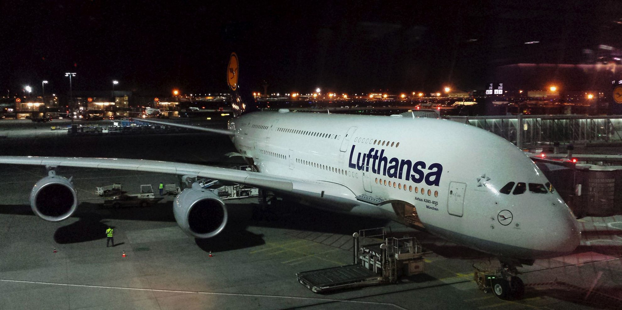 Flight report: Lufthansa A380 New Business Class Frankfurt